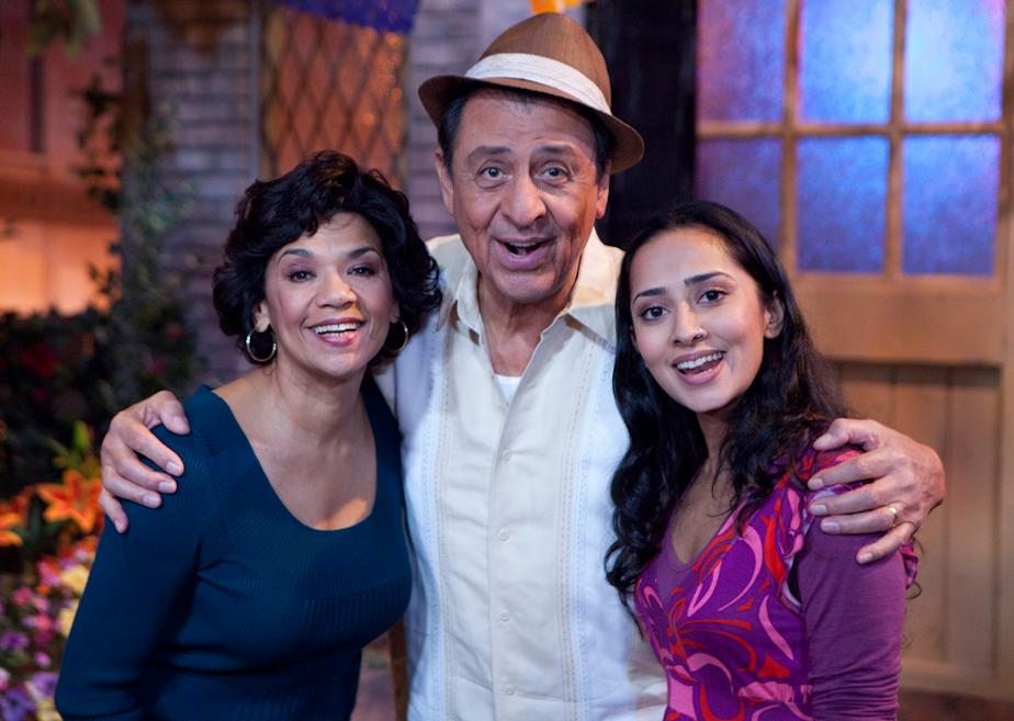 Sabiduría: Sonia Manzano's Parenting Advice - Latino USA