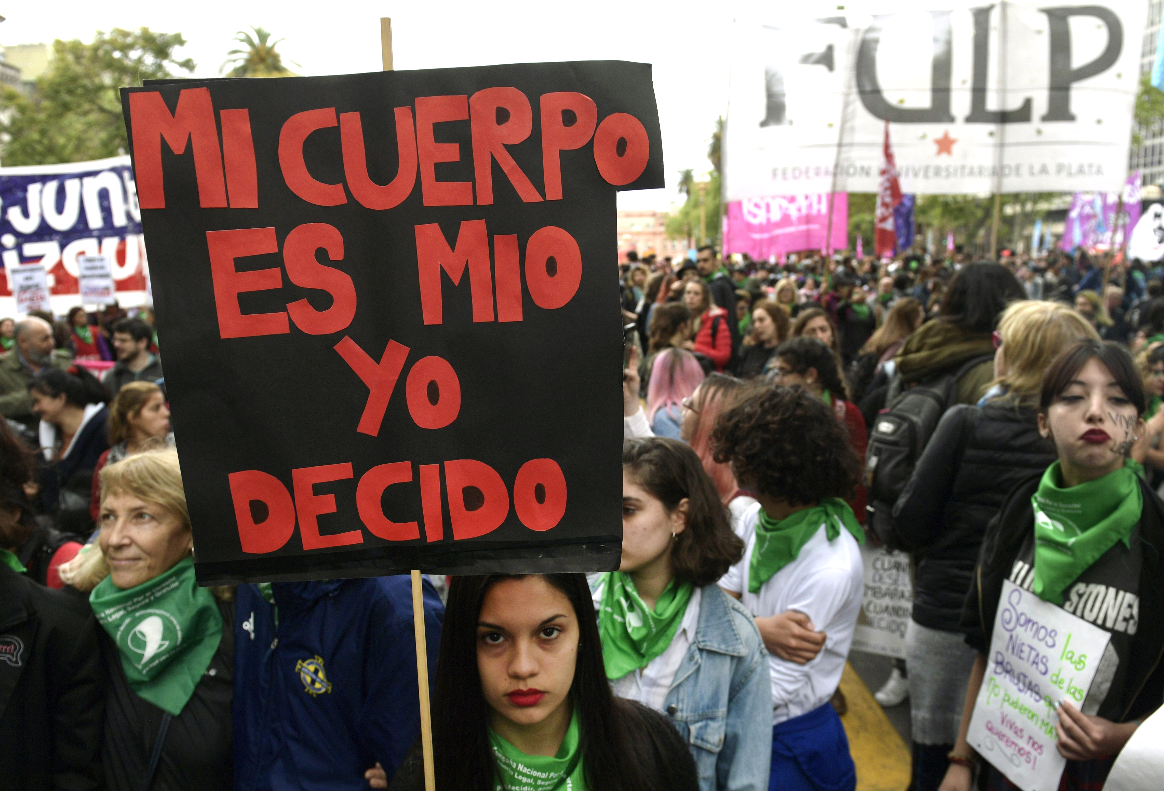 Argentina's Abortion Legalization Debate Ignites Soul ...