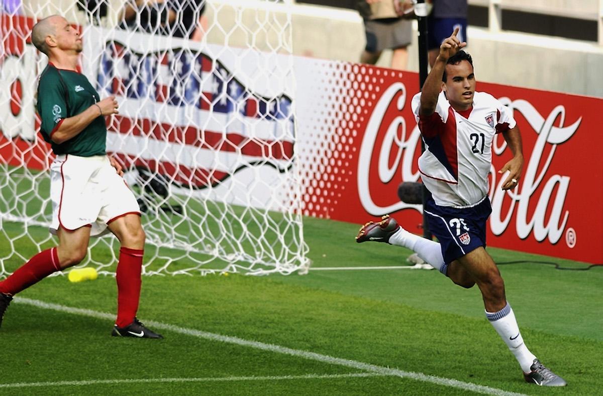 Mexico Usa Rivalry Is Born Latino