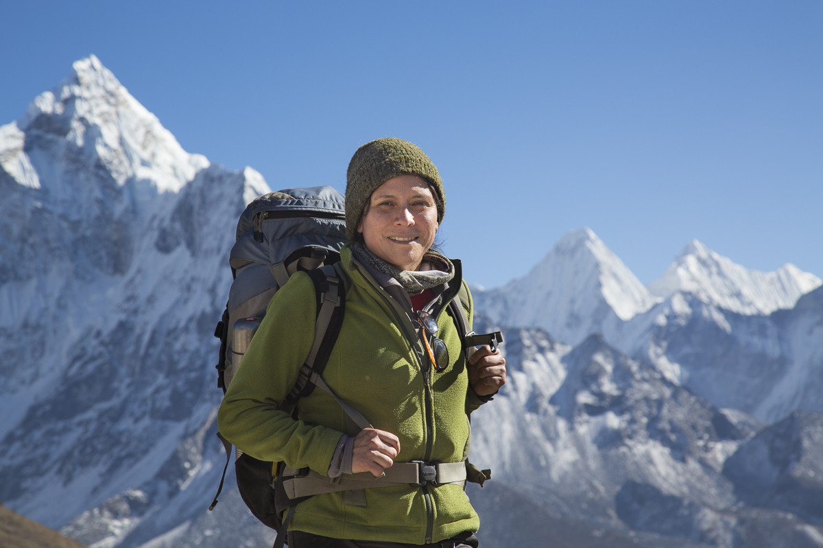 How I Made It: A Latina Mountaineer Conquers The Highest Peaks - Latino USA