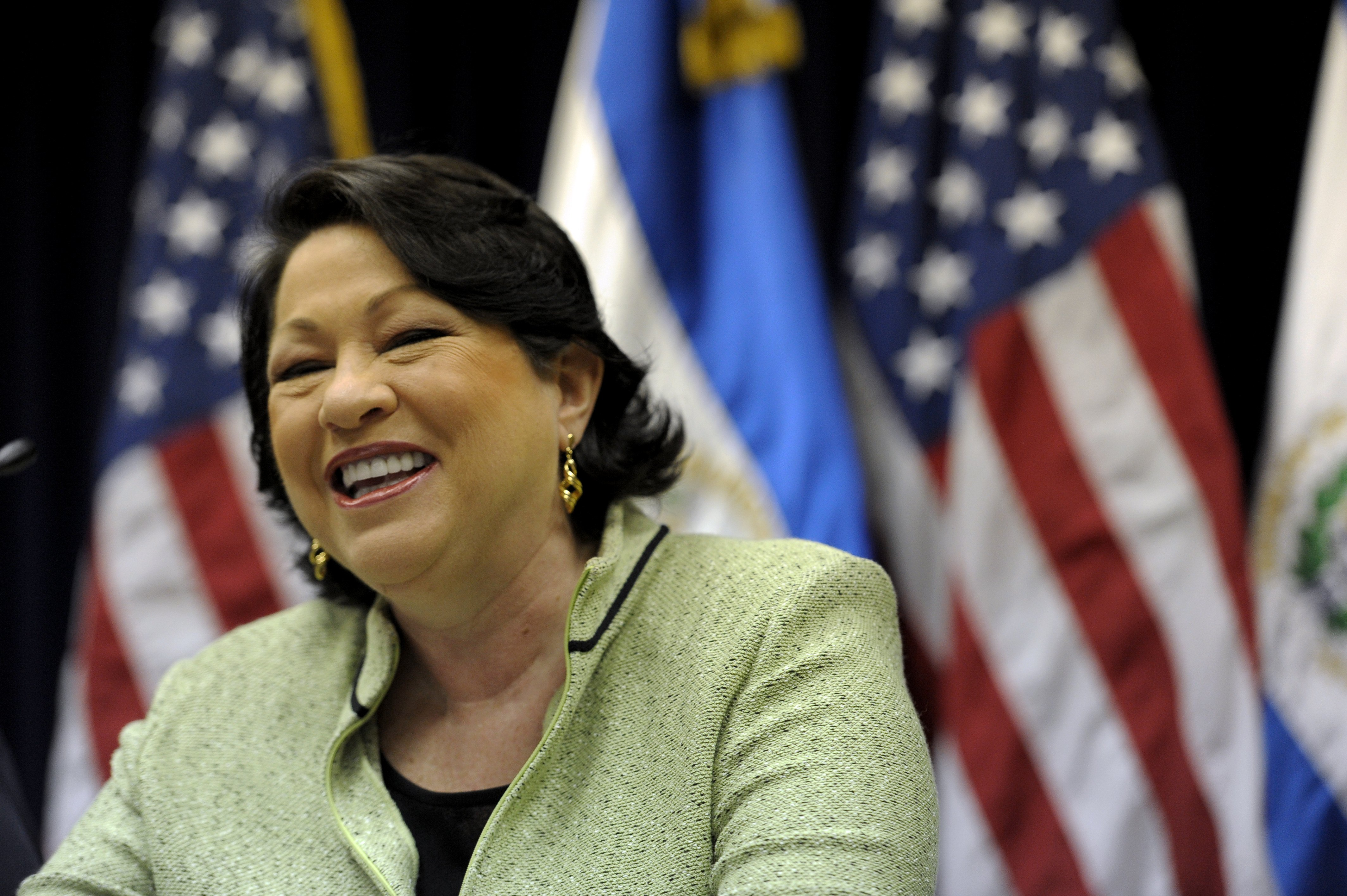 Portrait Of: Supreme Court Justice Sonia Sotomayor - Latino USA