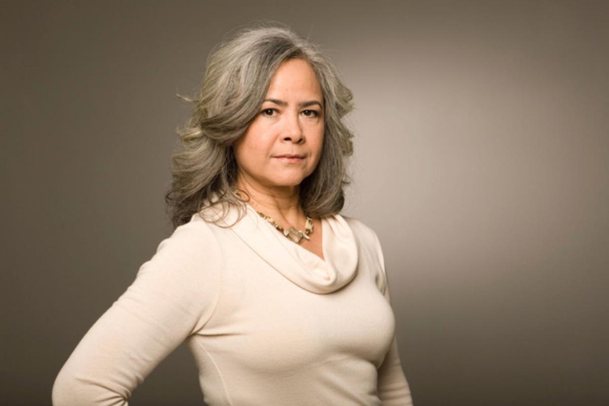 Portrait Of: Esmeralda Santiago LIVE In NYC - Latino USA