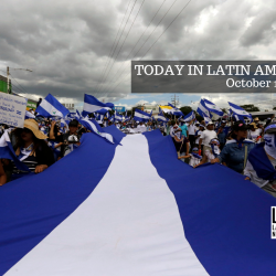 Nicaragua Is The Least Democratic Country In Latin America, Report Finds