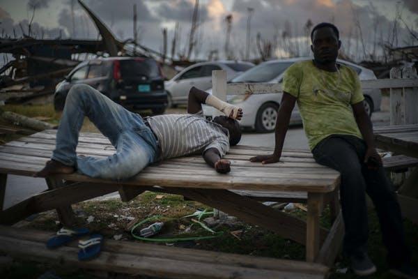 Haitian Migrants Face Deportation And Stigma In Hurricane-Ravaged Bahamas - Latino USA