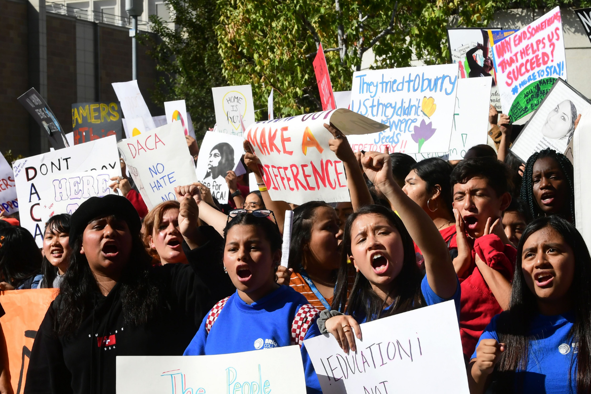 Supreme Court Daca Decision Isn't Just About Dreamers—It's About Whether The White House Has To Tell The Truth - Latino USA